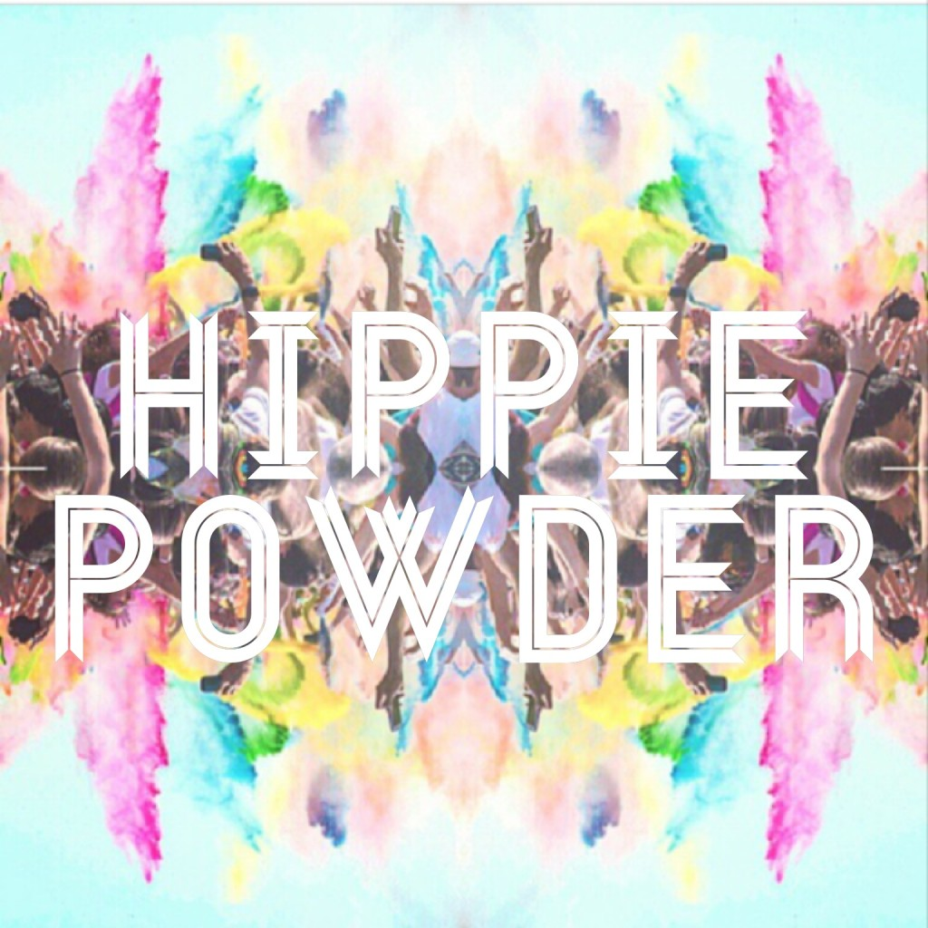 holi-powder
